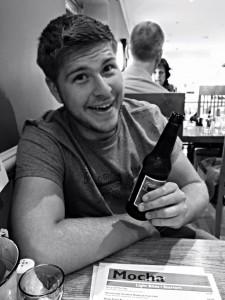 Meet Zach, my gorgeous fiance!