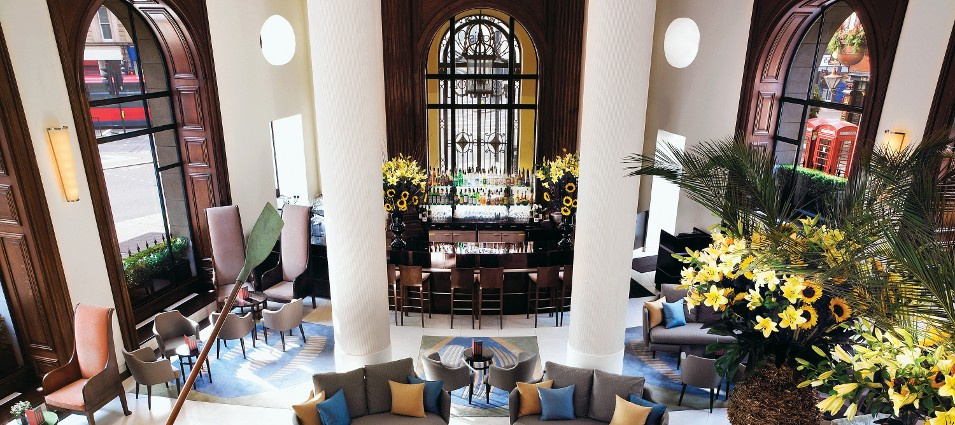 A Guide To The Best Five Star Hotels In London La Blog Beaut