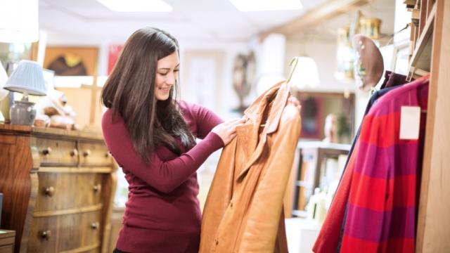 clothes shopping 1