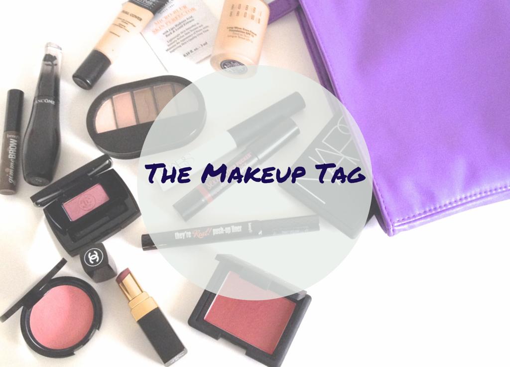 the makeup tag