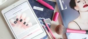beauty blogger s
