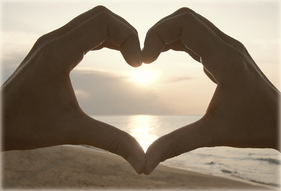 hand heart s