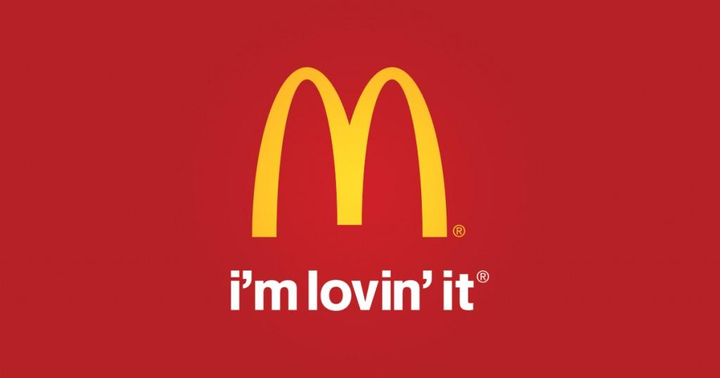im lovin it