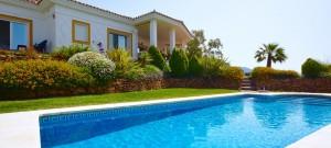 Spain Holiday Villa Swimming Pool Swimming
