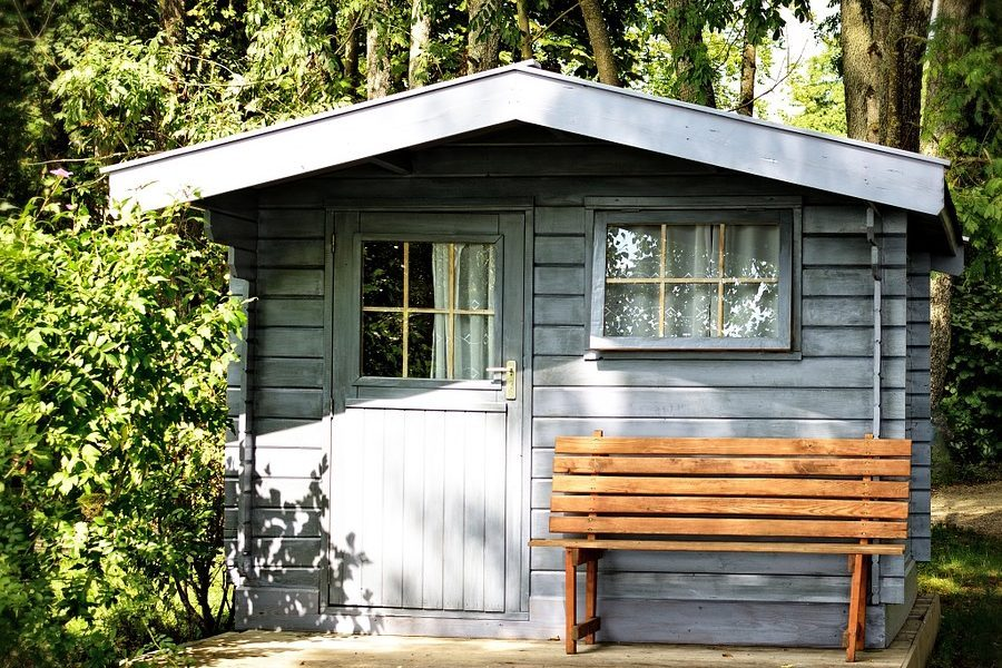 Building an Office in Your Garden