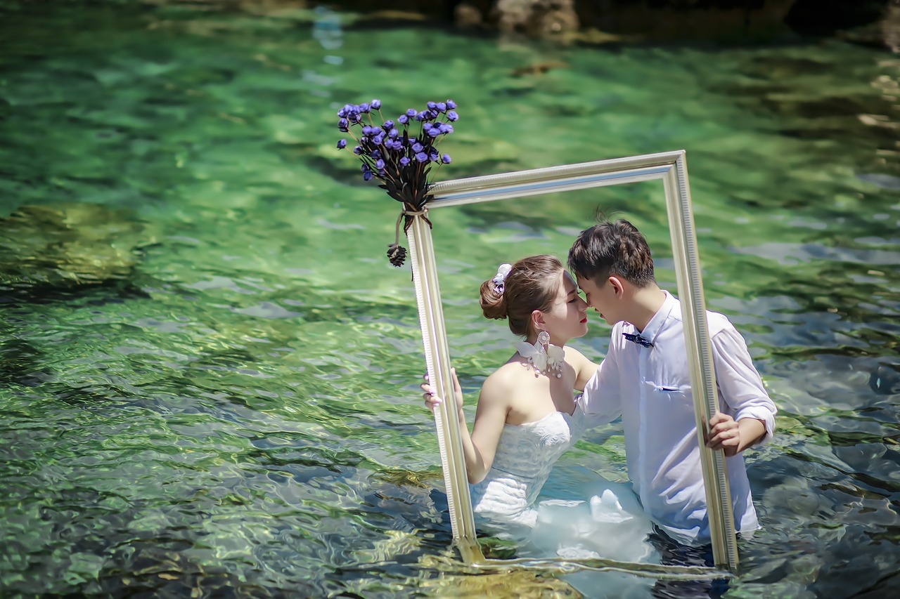 4 Ideas for Displaying your Wedding Photos